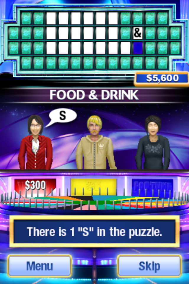 wheel of fortune game free download for ipad